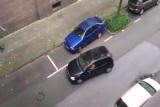 Keď žena parkuje