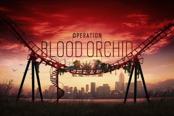 Rainbow Six dostane Operation Blood Orchid tento mesiac