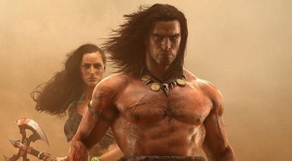 Conan Exiles ukazuje prvý gameplay z Xbox One