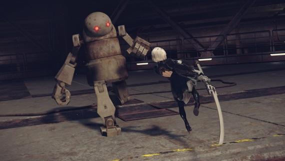 NieR: Automata zachránil Platinum Games