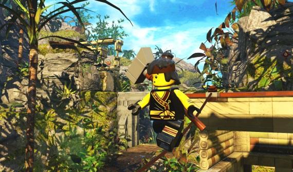 LEGO Ninjago hra sa ukazuje na nových záberoch a ponúka aj trailer
