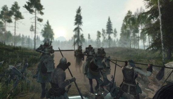 Nová beta Life is Feudal: MMO priniesla veľké stredoveké boje