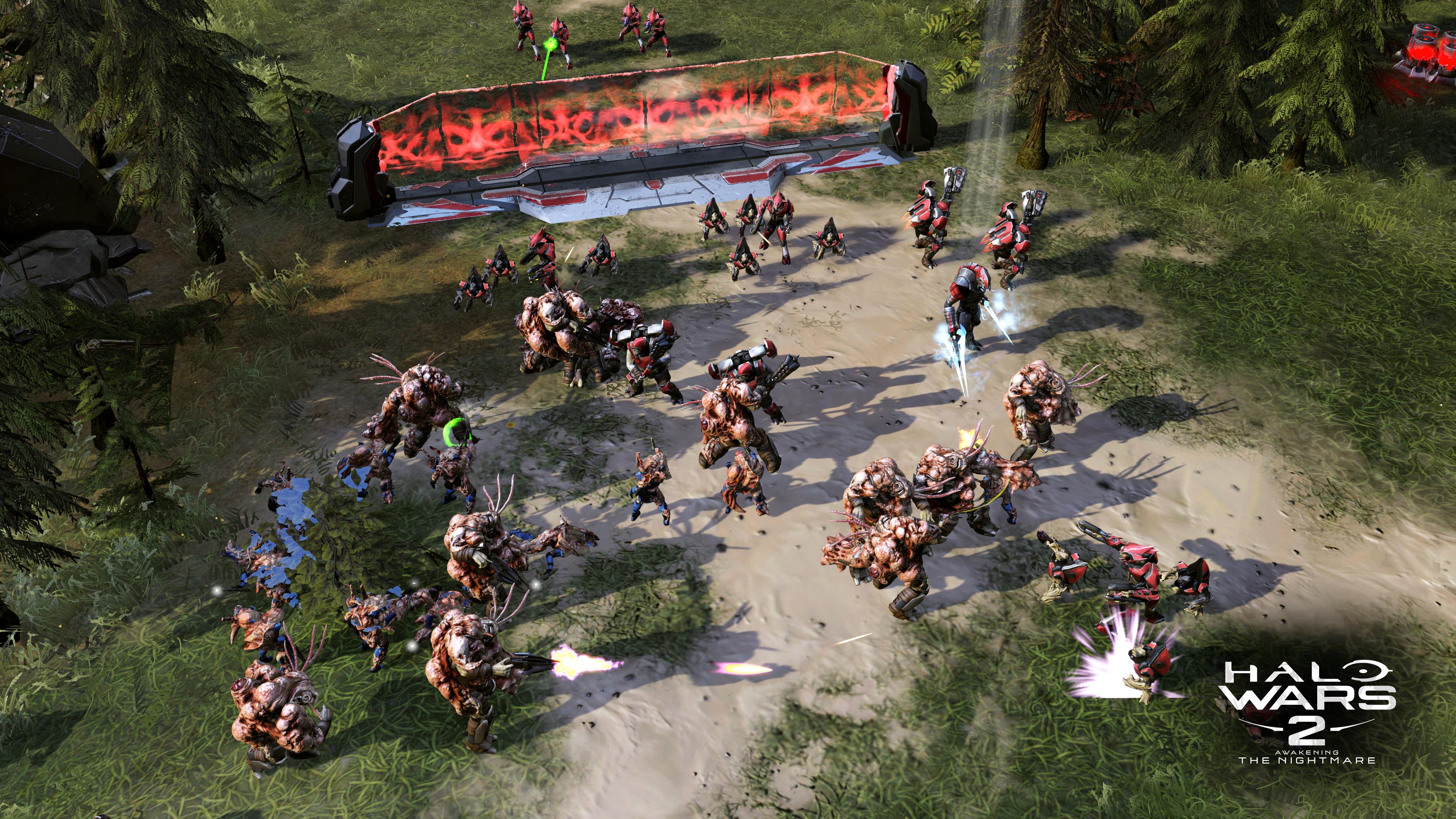 Halo Wars 2 – DLC Awakening Nightmare vyjde v září