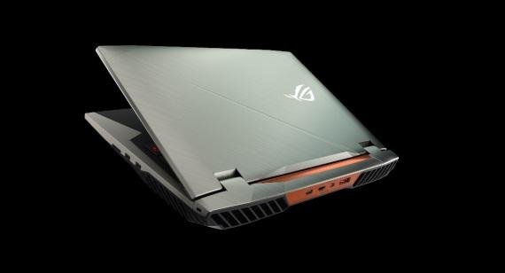 Asus predstavil Chimera notebook so 144hz displejom a GTX1080 grafikou