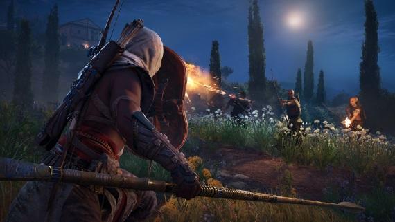 Každý hráč bude mať z Assassins Creed Origins iný zážitok, rok prác naviac umožnil dosiahnuť vysokú kvalitu