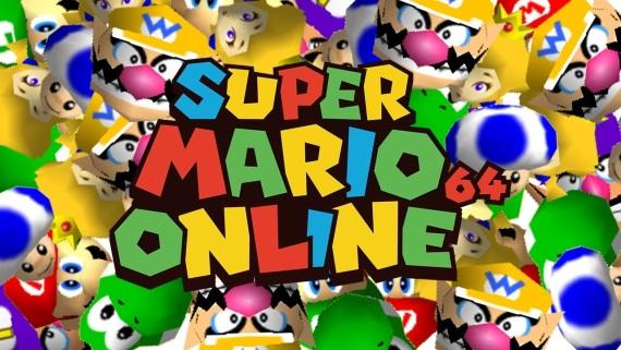 Zahrajte si Super Mario 64 Online pre 24 hráčov
