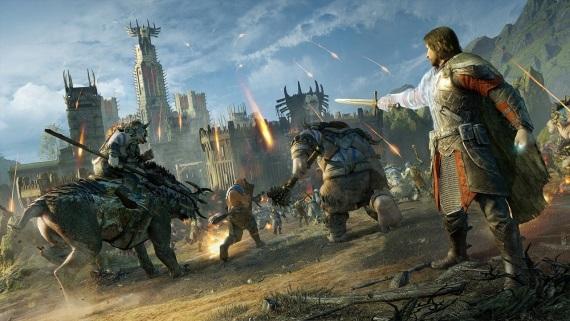 Shadow of War dostal dve krátke TV reklamy