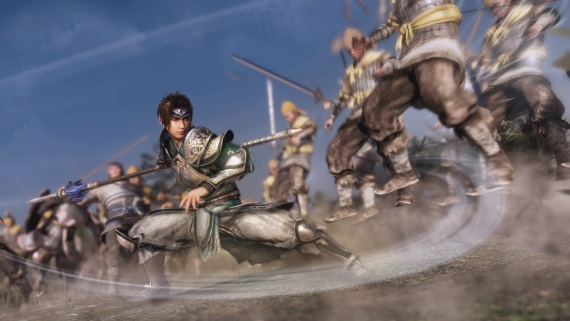 Bojovníci z Dynasty Warriors 9 predvádzajú to, čo s nimi zažijeme budúci rok