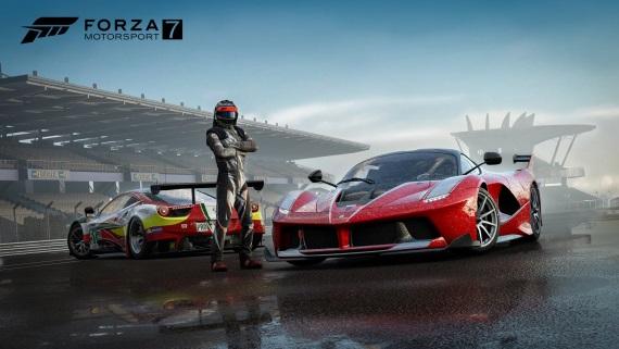 Gameplay ukážky z kariéry Forza Motorsport 7
