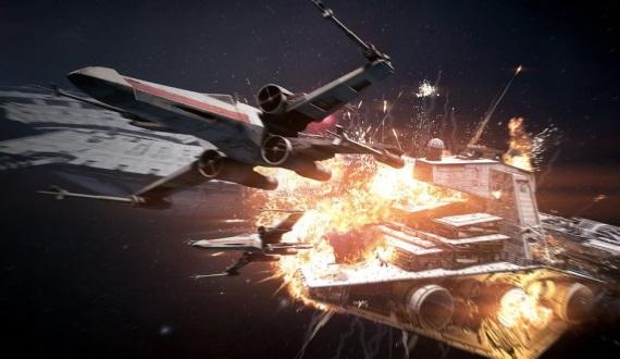 Gamescom 2017: Ukážka vesmírnych bojov zo Star Wars Battlefront 2