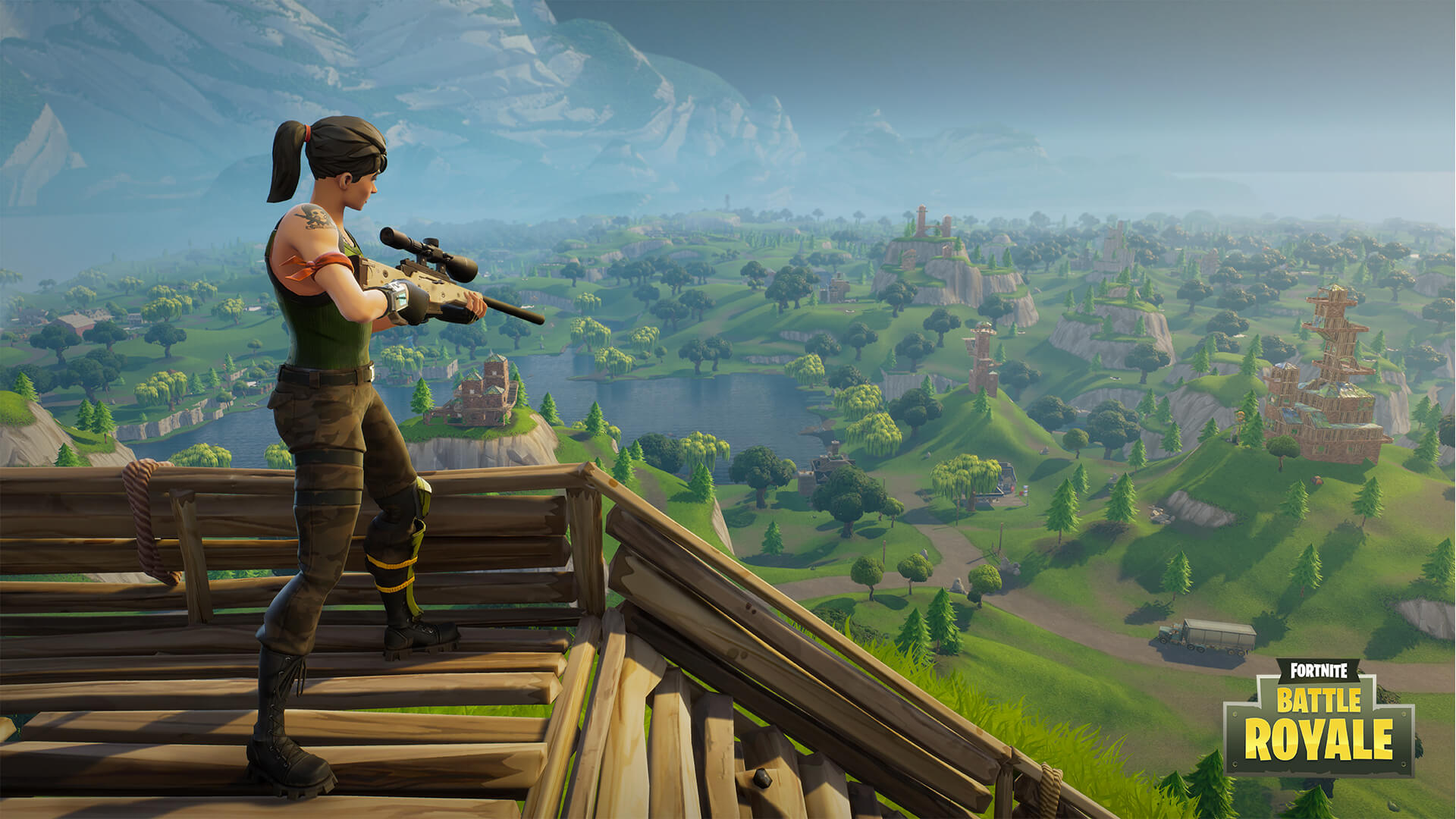 is fortnite free to play on xbox one