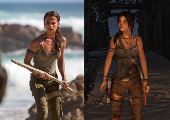 Týždenník - Lara Croft sa ukázala