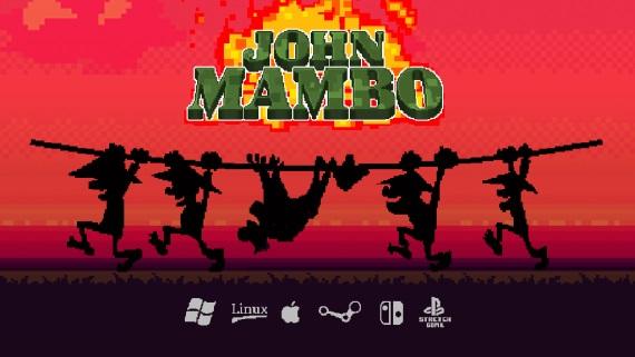 John Mambo zbiera peniaze cez Kickstarter