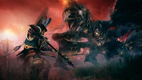 Nioh zavŕši Williamovu cestu koncom mesiaca v DLC Bloodshed's End