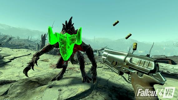 Gamescom 2017: Ako sa hrá Fallout 4 vo VR?