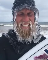 Ako sa surfuje na severe?