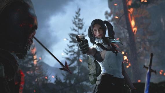Bright Memory ukázal gameplay, hru robí jeden vývojár