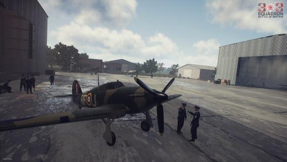 303 Squadron: Battle of Britain prichádza na Kickstarter, ponúkne vzdušnú vojnu