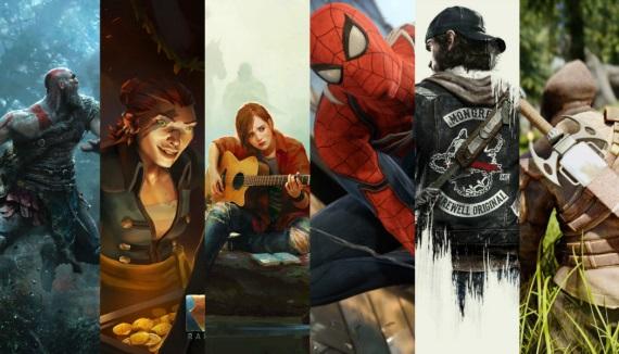 PlayStation vývojári a ich kolegovia vybrali svoje obľúbené postavy, herné momenty, mechaniky a napokon aj hru za rok 2017