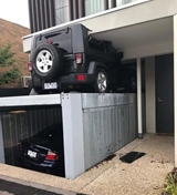 Takto asi ten výťah do garáže nemal fungovať