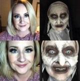 S makeupom a bez makeupu