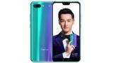 Huawei Honor 10 predstavený, ponúkne hi-end za nižšiu cenu