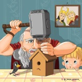 Keď superhrdinovia zostarnú