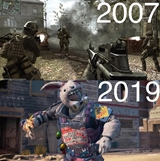 Ako sa zmenilo Call of Duty?