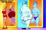 Rozdiely medzi mužmi a ženami