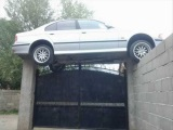 Ale zase som dal zaparkovať žene