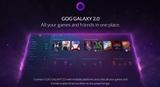 GOG Galaxy 2.0 klient predstavený, chce spojiť všetky vaše hry z PC služieb a aj konzol na jednom mieste