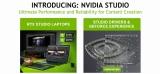 Nvidia predstavila Nvidia Studio označenie