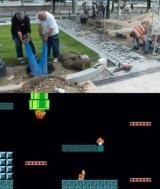 Takže takto vznikol Mario