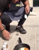 V Dubaji môžete variť aj na zemi