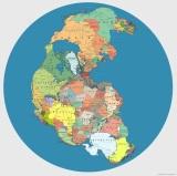 Takto vyzerala mapa sveta pred 300 miliónmi rokmi. Kde bolo Slovensko?
