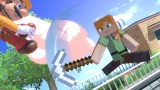 Minecraft postavičky prichádzajú do Super Smash Bros. Ultimate