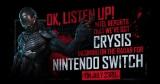 Crysis Remastered vyjde na Switchi podľa plánu