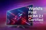 Asus na jeseň vydá monitory s podporou HDMI 2.1 pre Xbox Series X a PS5