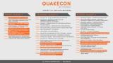 Program digitálneho Quakeconu predstavený