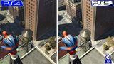 Porovnanie Spider-mana z PS4 a Spider-Man Remaster z PS5
