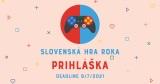 SGDA spúšťa prihlasovanie na Slovenskú hru roka