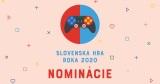 Nominácie na ceny Slovenská hra roka 2020