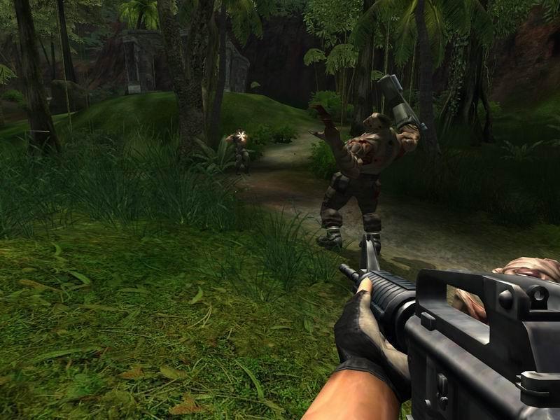 Far Cry прохождение, коды, скачать патчи, трейнеры для Far Cry. как удалить