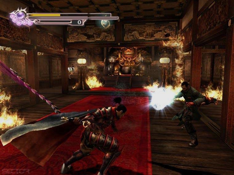 Onimusha 3 demon siege aj pre pc sector for Domon siege social