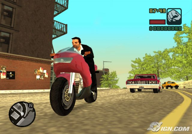 GTA : Liberty City pre PSP