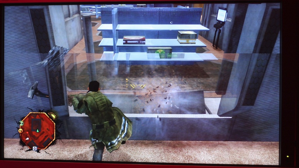 Worthplaying red faction: guerrilla (all) - 34 new screens
