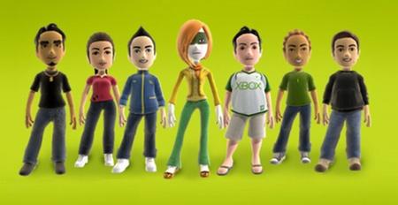 Odmeny pre Xboxov�ch avatarov