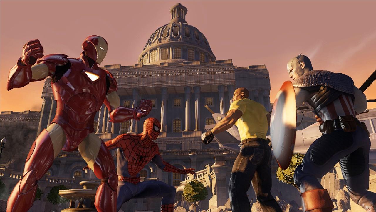 Zatiaľ čo activision už odhalil novú hru s petrom parkerom spider