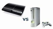Porovnanie r�chlosti PS3 a Xbox 360