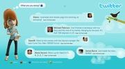 Twitter a Facebook pre Goldov